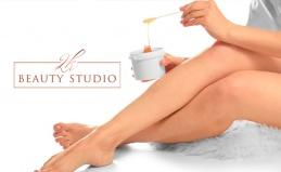 Шугаринг в студии красоты 2K Studio