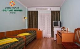 Санаторий «Белые ночи» в Сочи