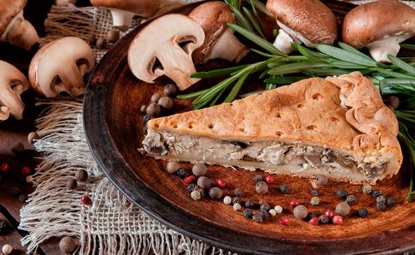 Скидка на От 3 до 15 осетинских пирогов с начинками на выбор от службы доставки Art-rco. Скидка до 60%