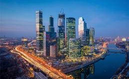 Свидание в  «Москва-Сити»