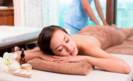 Массаж и spa в салоне Pure Massage