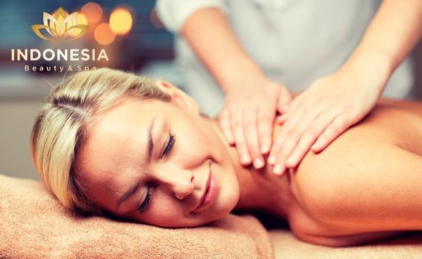 Скидка на Изысканные spa-программы для одного или двоих в spa-центре Indonesia со скидкой до 67%