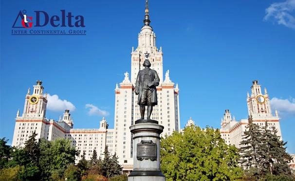 Скидка на 4-часовая экскурсия по Москве «Легенды сталинских высоток» от туристической компании Delta. Скидка 38%