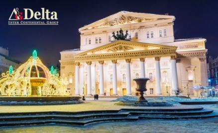 Экскурсии по Москве от Delta