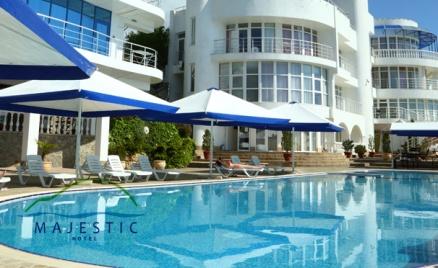 Отдых в Крыму в отеле Majestic