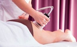 Кавитация, прессотерапия, массаж