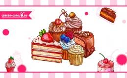 Десерты и сладости от Cheese-cake