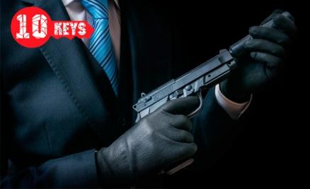 """Квест «007: Координаты """"Скайфолл""""»"""