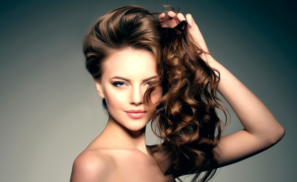 Купон окрашивание волос