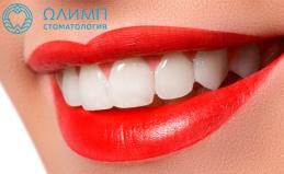 УЗ-чистка зубов в клинике «Олимп»