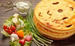 «Осетинские пироги от Миры»