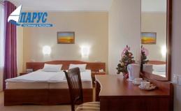 Отдых для двоих в отеле «Парус»