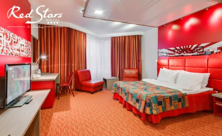 Red Stars Hotel в Санкт-Петербурге