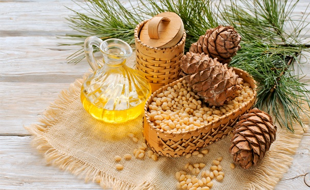 Скидка на 1, 3 или 5 кг очищенных сибирских кедровых орехов от компании Rs Kedr. Скидка 51%