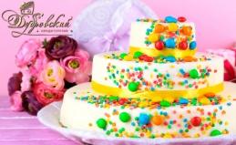 Торт от кондитерской «Дубровский»
