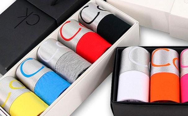 Скидка на Мужское нижнее белье Calvin Klein Steel и Calvin Klein 365 от интернет-магазина CK Market. Скидка до 83%