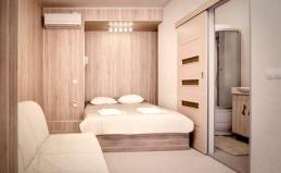 Проживание в отеле «Петровский»
